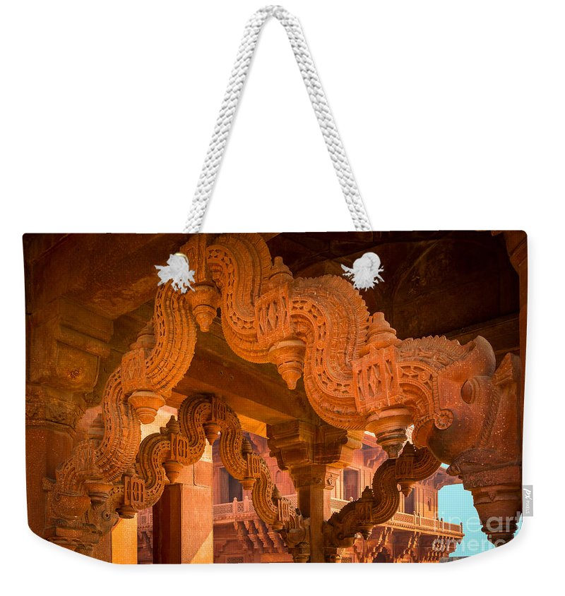 Fatehpur Sikri Photographs Weekender Tote Bags