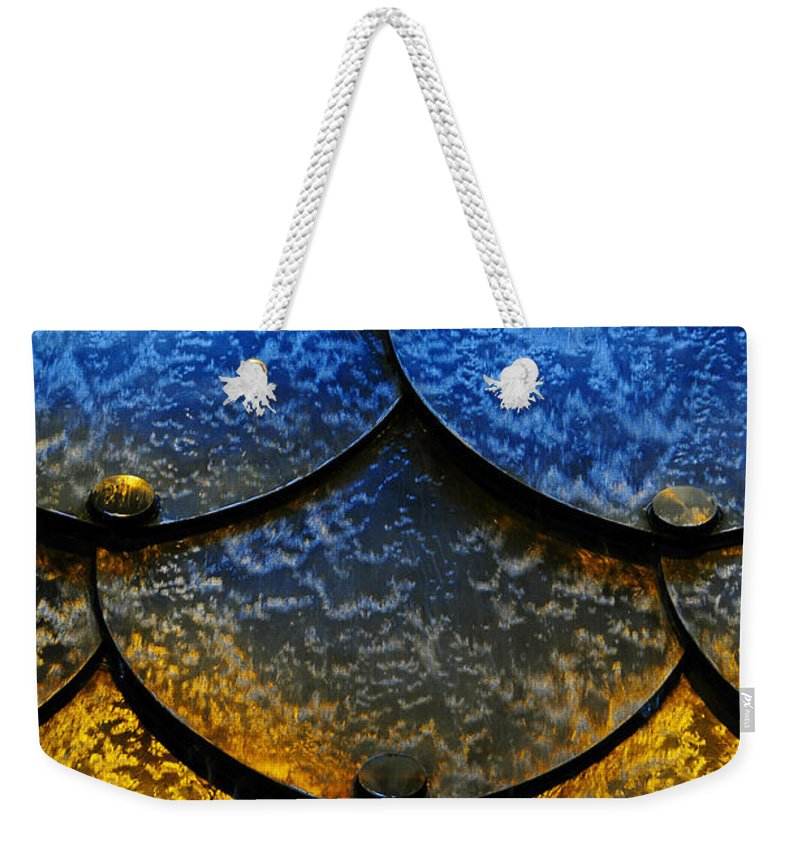 Skip Hunt Weekender Tote Bag featuring the photograph Fire And Ice by Skip Hunt