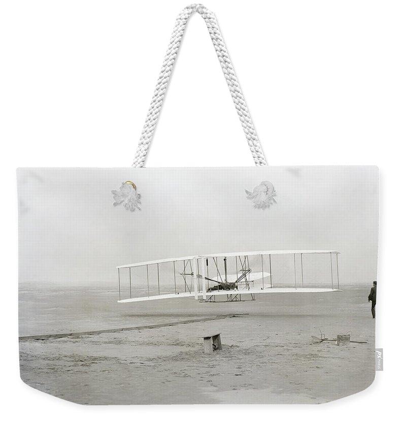Airplanes Weekender Tote Bags
