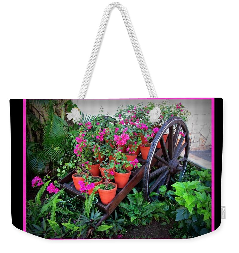 For You Mother Weekender Tote Bag featuring the photograph For You Mother by John Malone