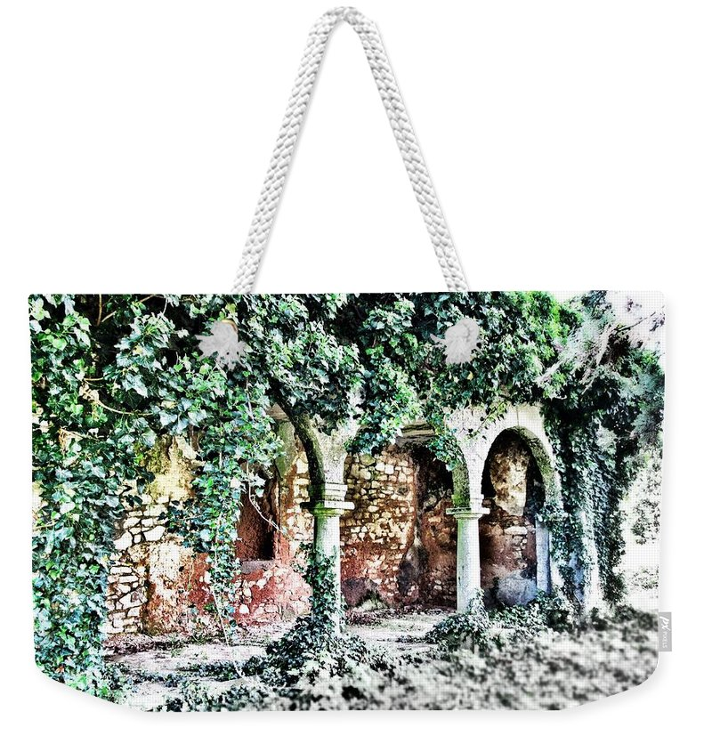 Forbidden Weekender Tote Bag featuring the photograph Forbidden Dream by Marianna Mills