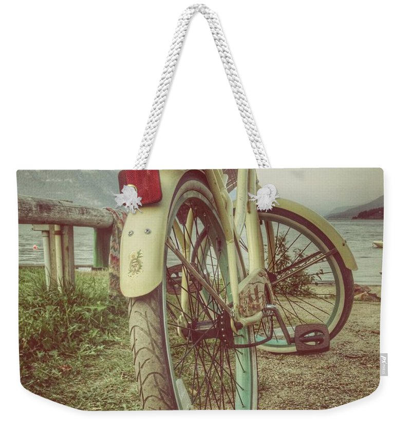 Landscapes Weekender Tote Bag featuring the photograph Forever Twenty One by The Artist Project