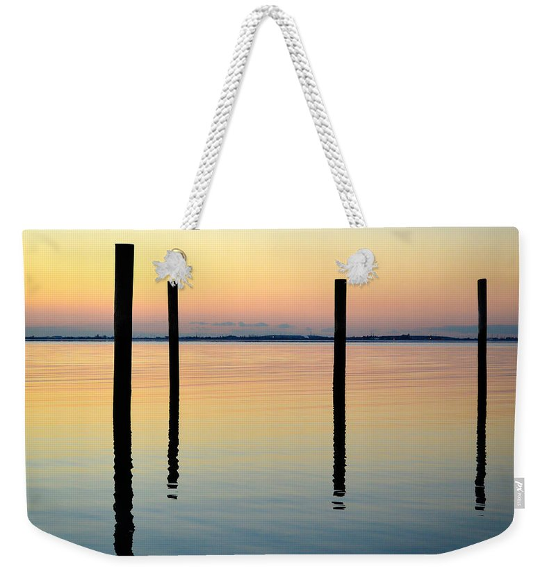 Street Photographer Weekender Tote Bag featuring the photograph Forth Be Gone B by The Artist Project