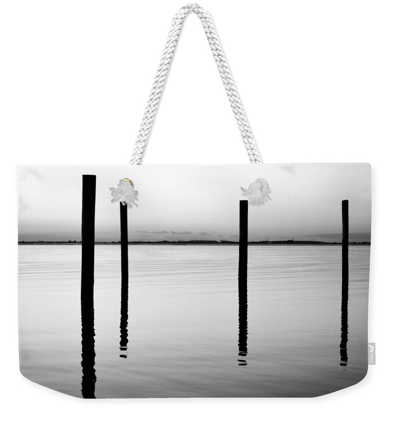 Street Photographer Weekender Tote Bag featuring the photograph Forth Be Gone by The Artist Project