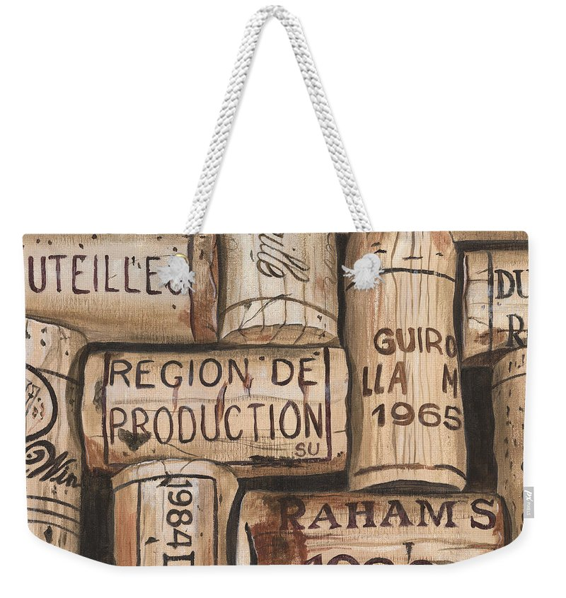 Natural Elements Weekender Tote Bags