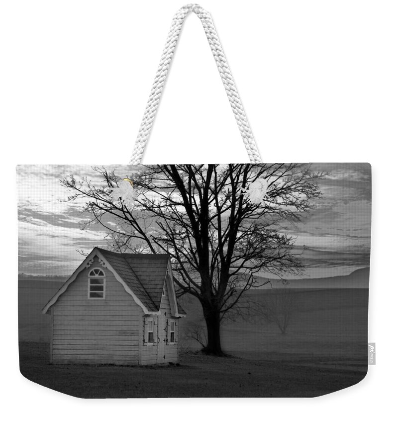 Rural Weekender Tote Bag featuring the photograph From When She Was So Young by Jay Ressler