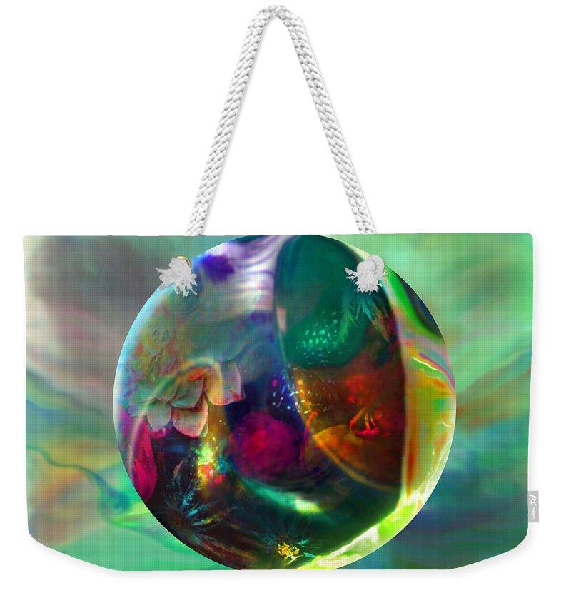 Five Elements Weekender Tote Bags