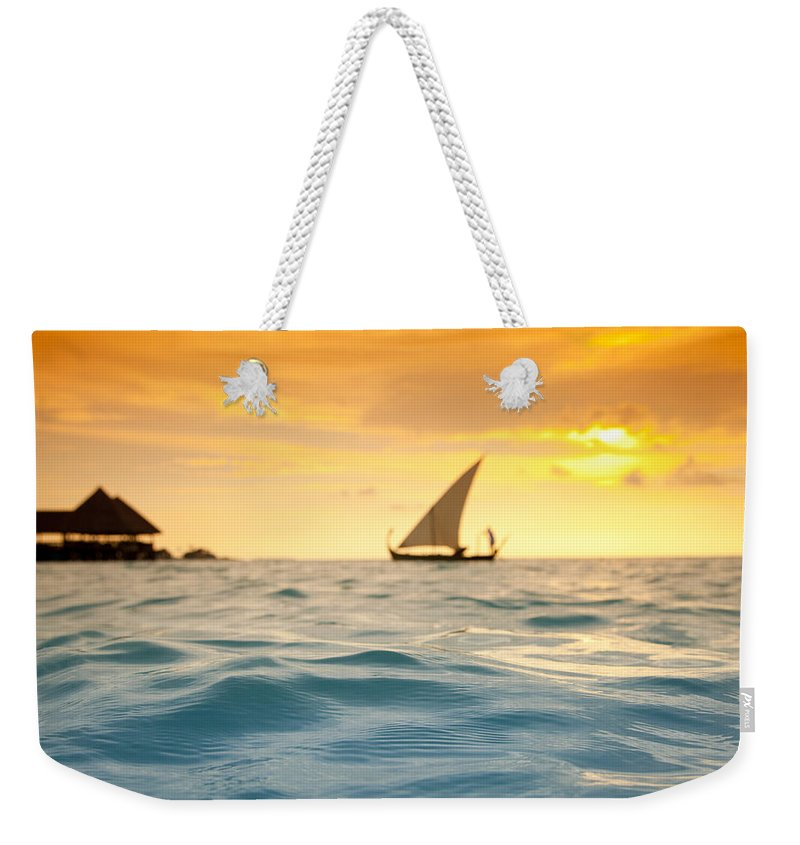 Seascapes Photographs Weekender Tote Bags