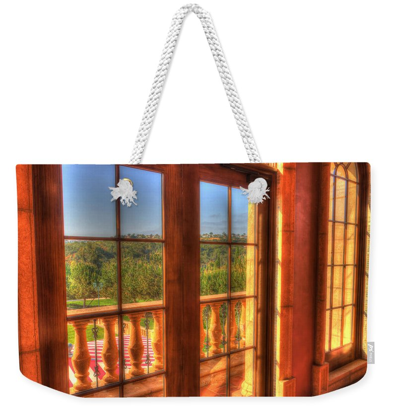 Weekender Tote Bag featuring the photograph Good Morning Sunshine by Heidi Smith