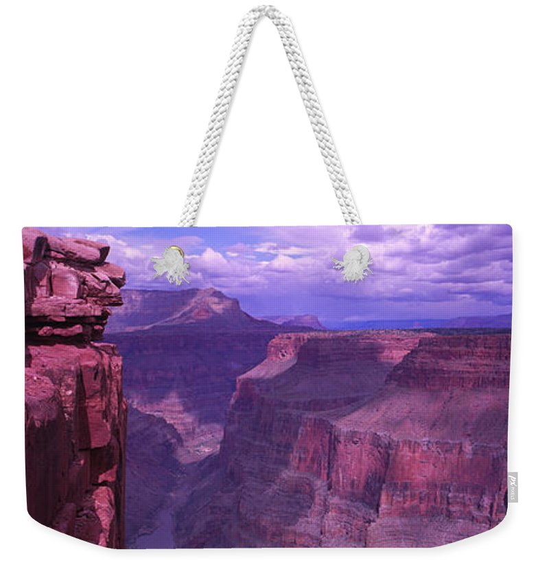 Grand Canyon Weekender Tote Bags