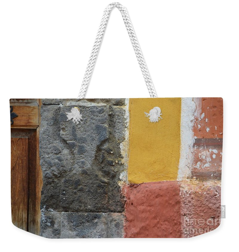 Grey Madder Weekender Tote Bag featuring the photograph Grey Madder by Brian Boyle