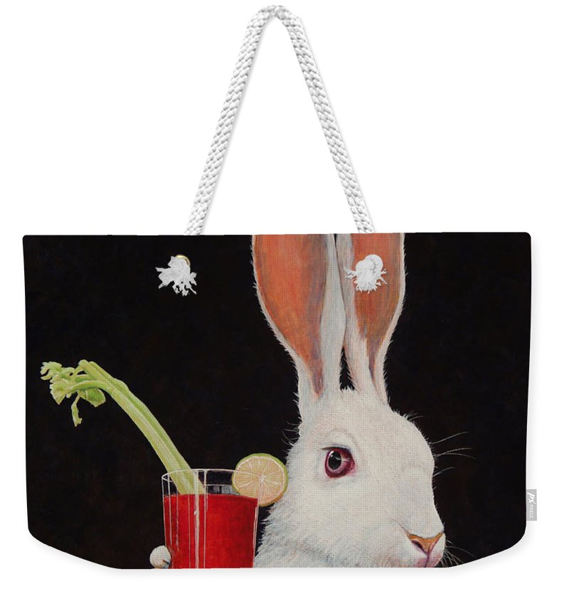 Bloody Mary Weekender Tote Bags