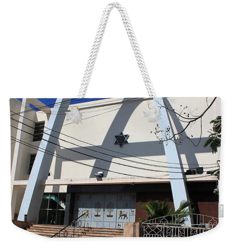 Havana Cuba Weekender Tote Bag featuring the photograph Havana 1 by Andrew Fare