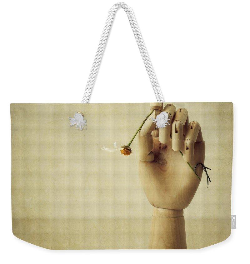 Daisies Weekender Tote Bags