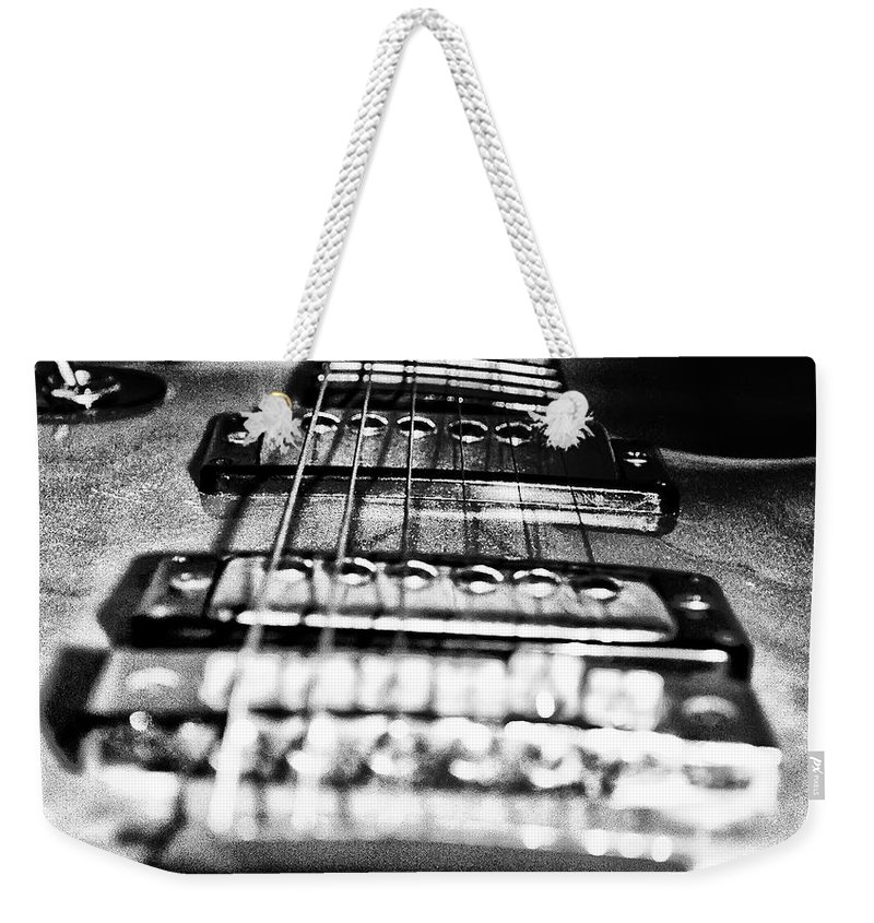 Heavy Metal Weekender Tote Bag featuring the photograph Heavy Metal by Bill Cannon