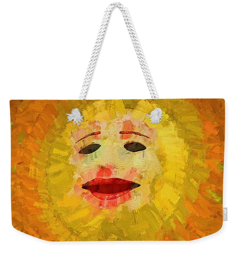 Sun Weekender Tote Bag featuring the photograph Here Comes The Sun One by Alice Gipson