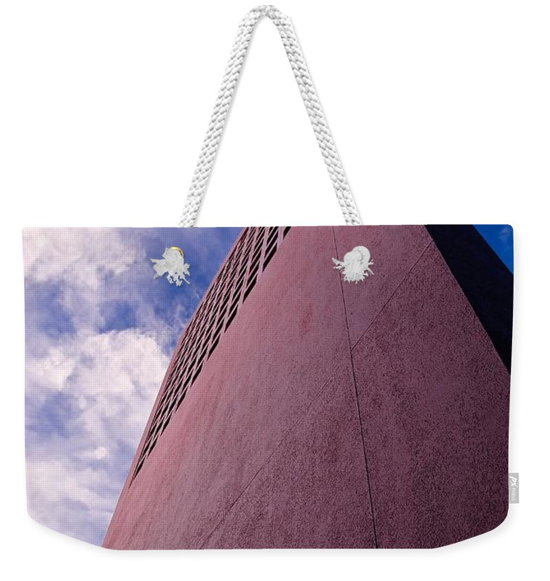 Higher Weekender Tote Bag featuring the photograph Higher Expectations by Charles Dobbs