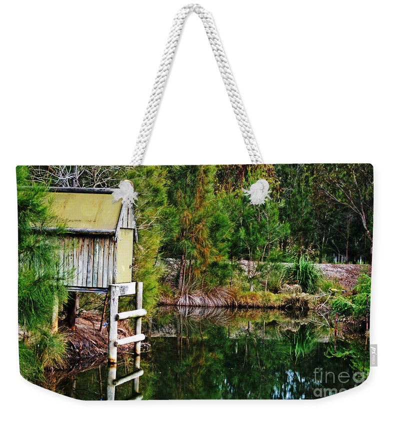 Yassa Weekender Tote Bags