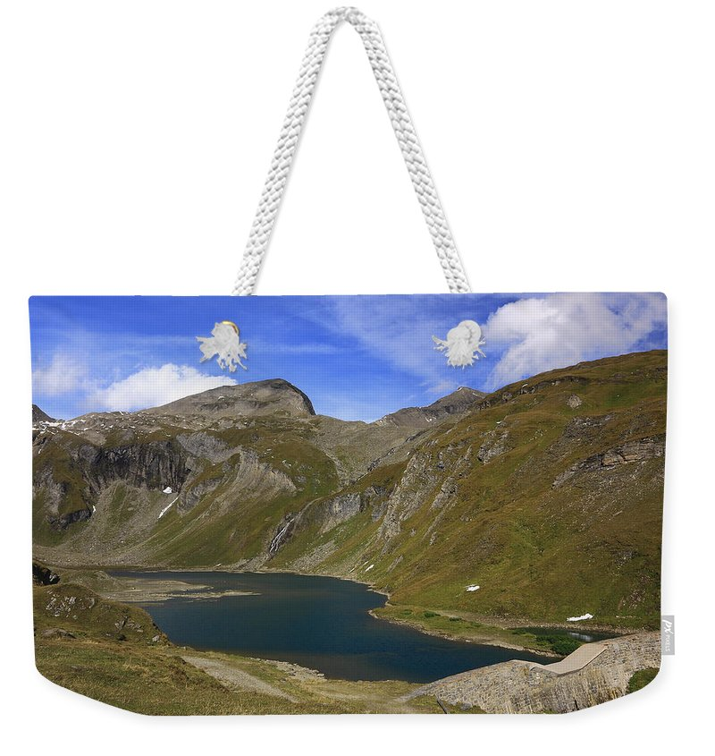 Alps Weekender Tote Bag featuring the photograph Hohe Tauern National Park Austria by Ivan Pendjakov