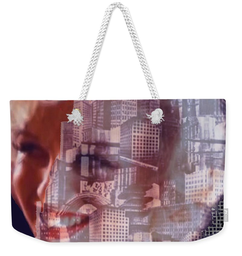 Hope And Tragedy Weekender Tote Bag featuring the photograph Hope And Tragedy by Seth Weaver