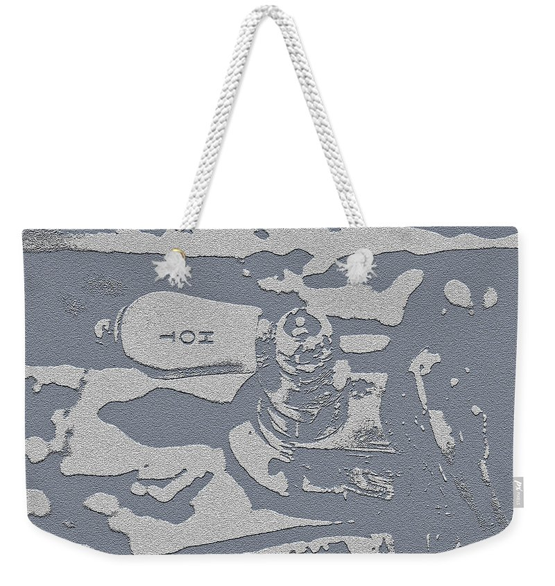 Hot Water Weekender Tote Bag featuring the photograph Hot Water by Bill Owen