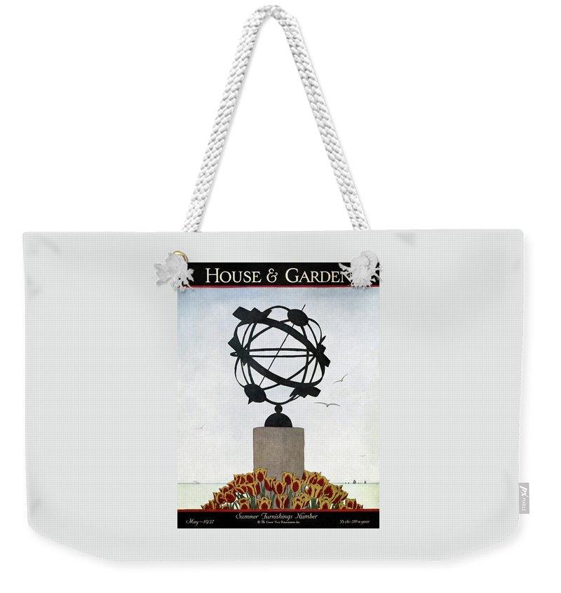 House And Garden Summer Furnishings Number Weekender Tote Bag