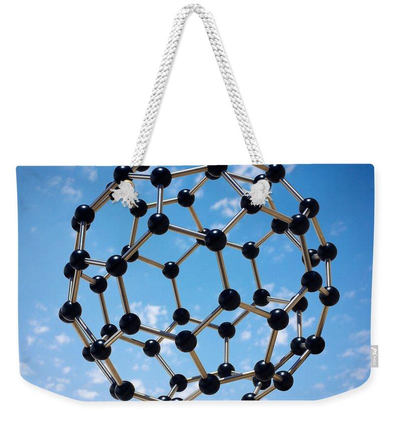 Molecular Clouds Weekender Tote Bags