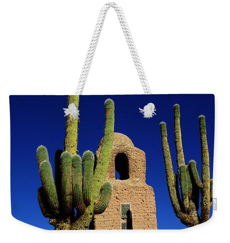 Saguaro Weekender Tote Bag featuring the photograph Humahuaca Argentina by Xueling Zou