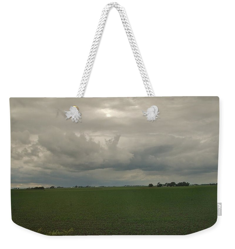Illinois Weekender Tote Bag featuring the photograph Illinois In Spring by Susan Wyman