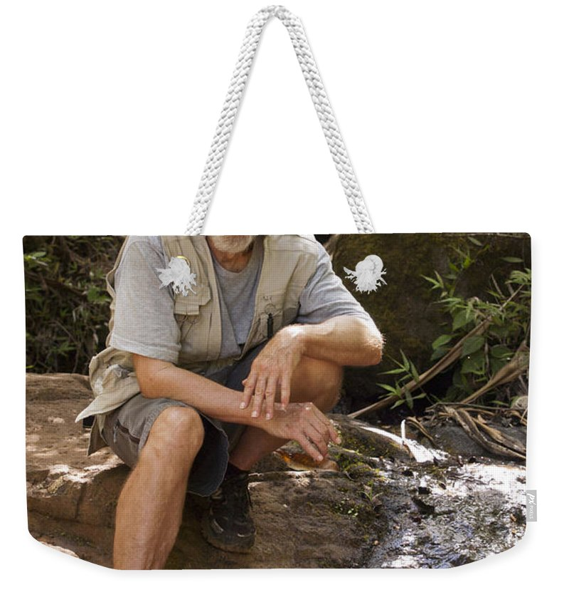Bobp Weekender Tote Bag featuring the photograph Image For Group by Bob Phillips