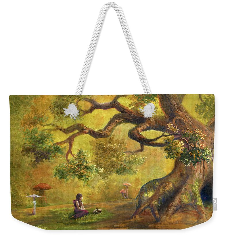tapestry fairy tote tapestry fairy bag Forest Fairy tote fairy shoulder bag Forest Fairy purse