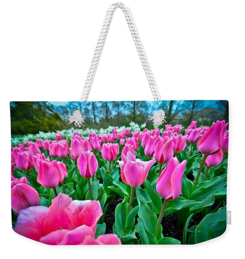 Longwood Gardens Weekender Tote Bags