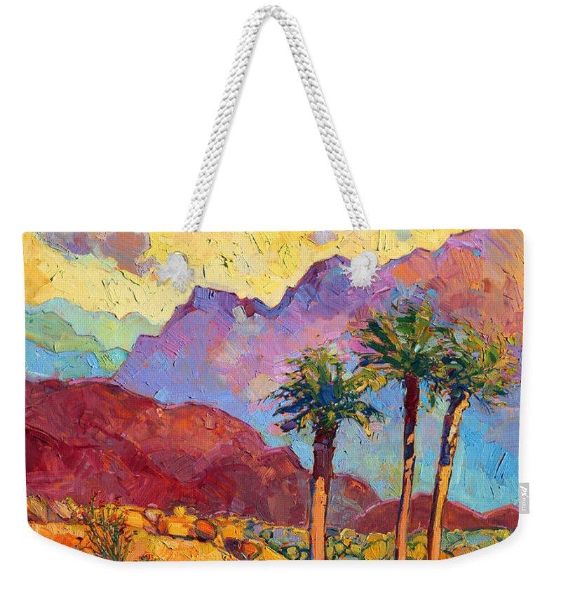 Impressionism Weekender Tote Bags