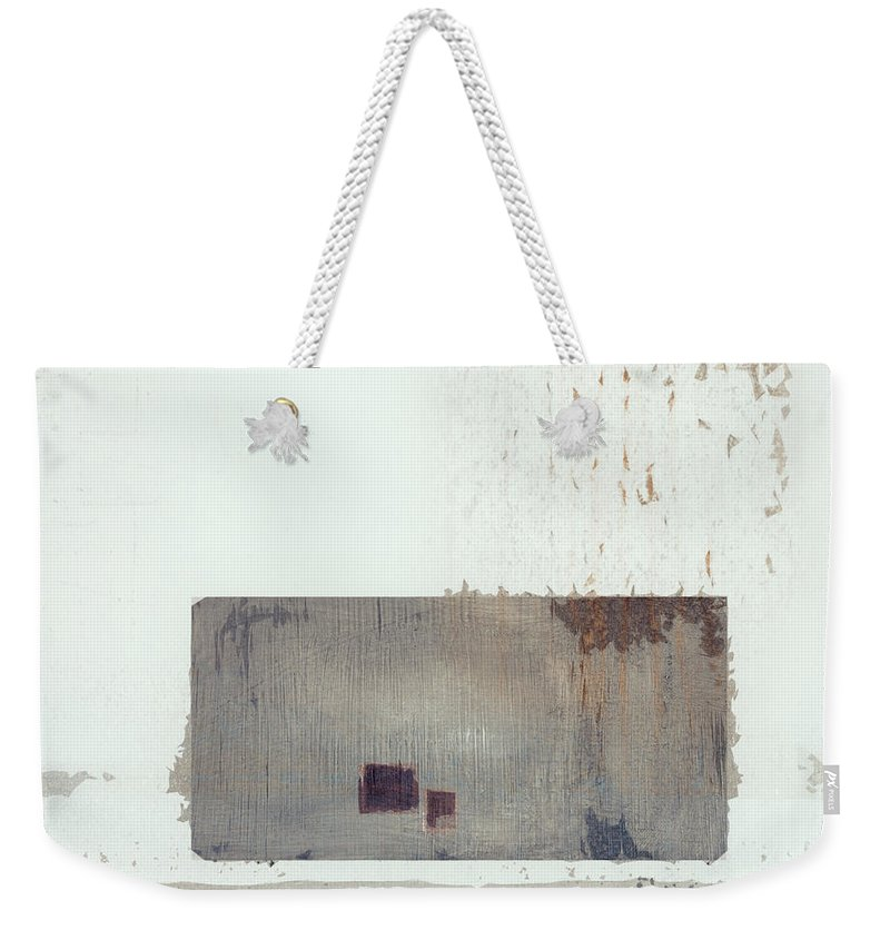 Urban Weekender Tote Bag featuring the photograph Industrial Park by Carol Leigh