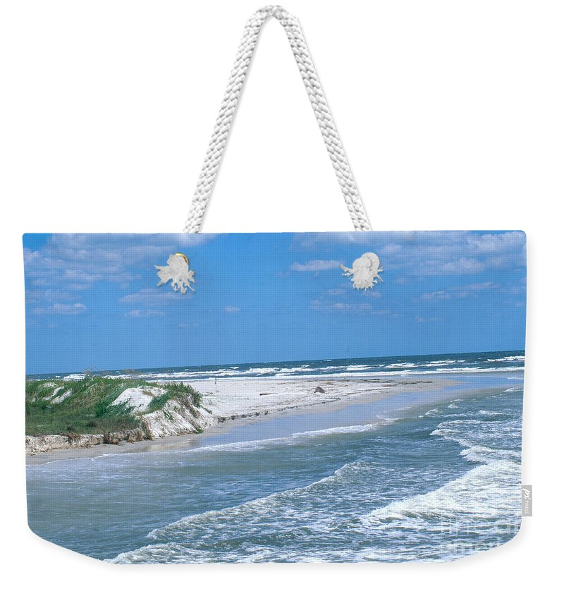 Beach Weekender Tote Bag featuring the photograph Jacksonville Florida by Millard H. Sharp
