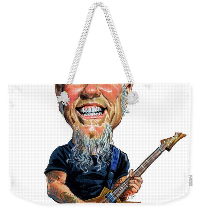 Metallica Weekender Tote Bags