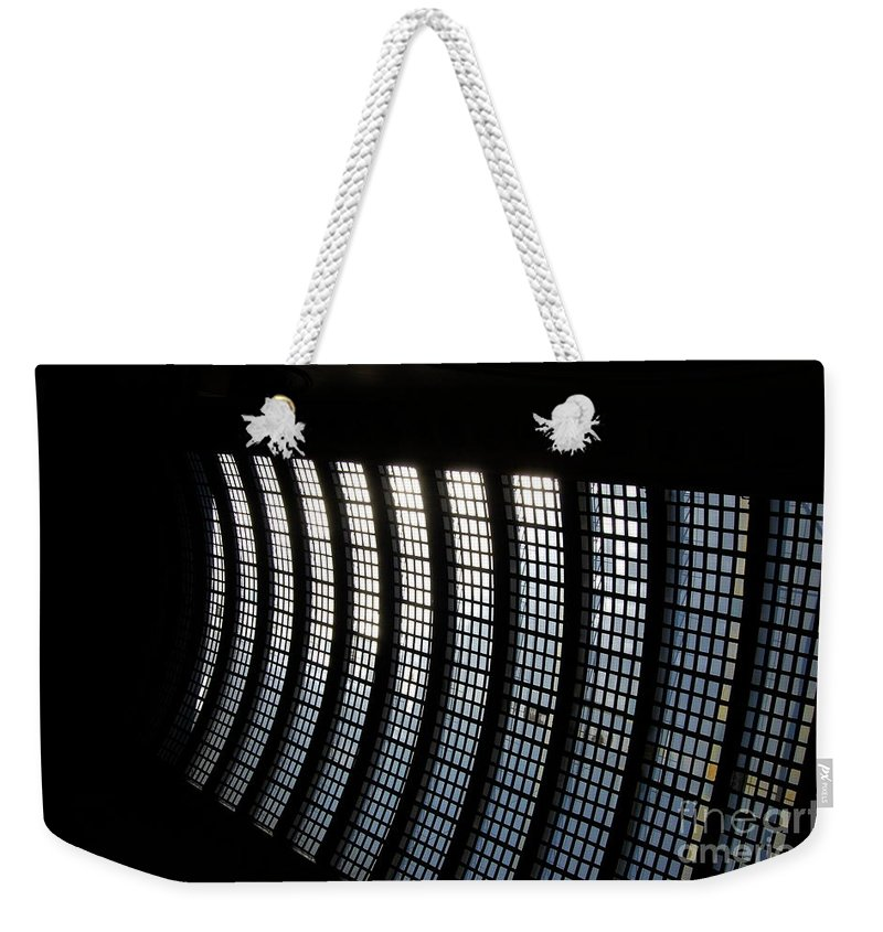 Architecture Weekender Tote Bag featuring the photograph Jammer Architecture 001 by First Star Art