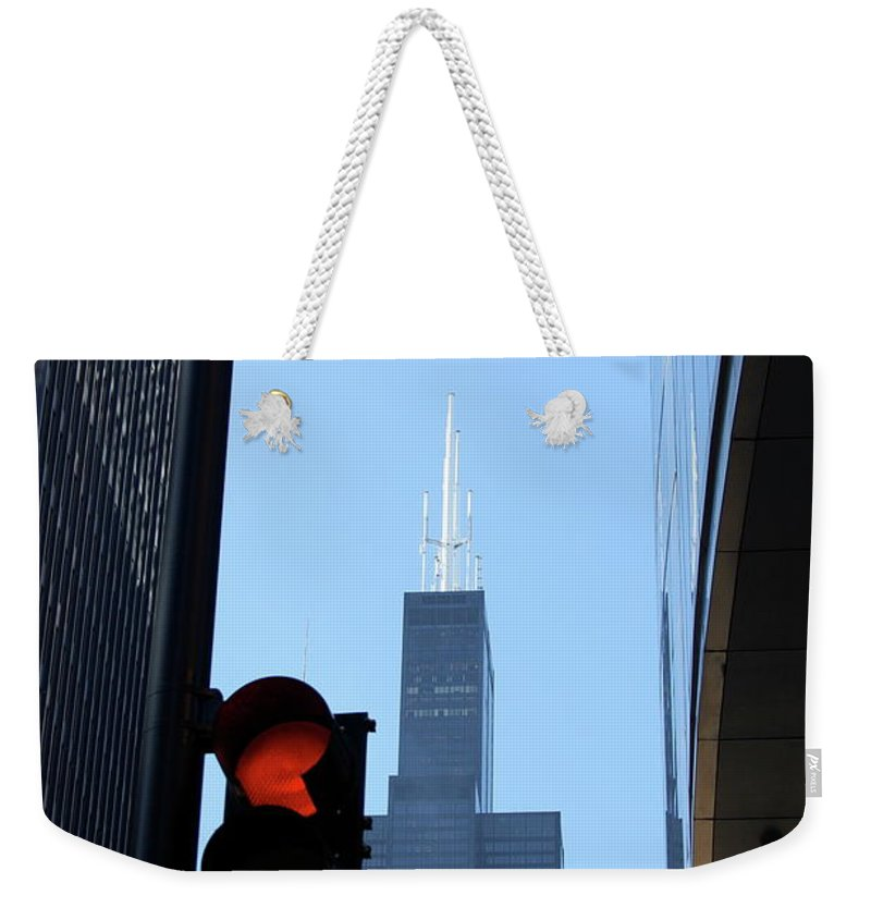 Architecture Weekender Tote Bag featuring the photograph Jammer Architecture 007 by First Star Art