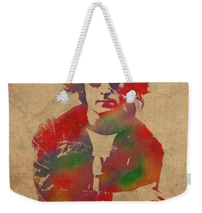 Lennon Weekender Tote Bags