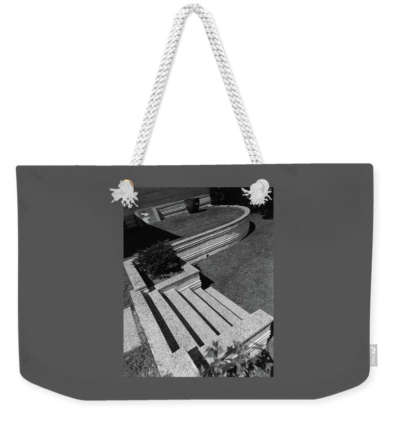 Kenneth Kassler's Garden Weekender Tote Bag