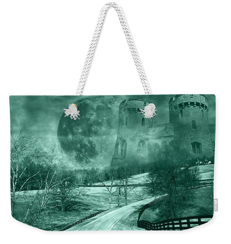 The Weekender Tote Bag featuring the photograph Kingdom Of Oz by Betsy Knapp