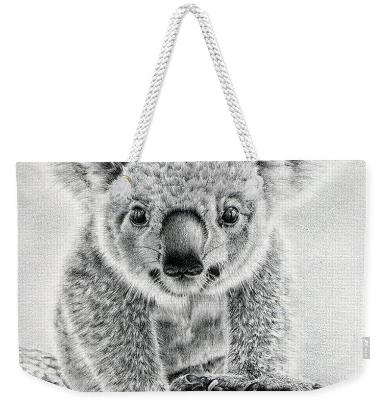 Koala Weekender Tote Bags