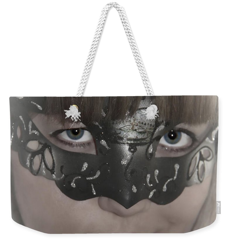 Lady Of The Opera Weekender Tote Bag featuring the photograph Lady Of The Opera by Mariola Bitner