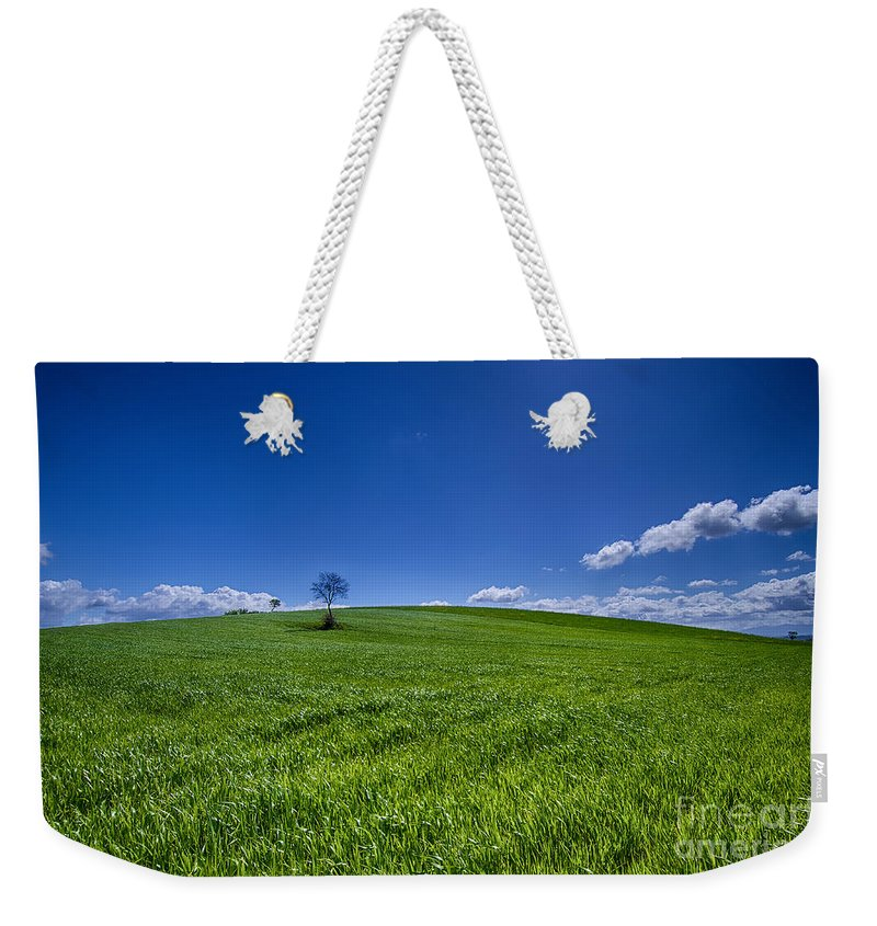 Landscape Weekender Tote Bag featuring the photograph Landscape by Giovanni Chianese