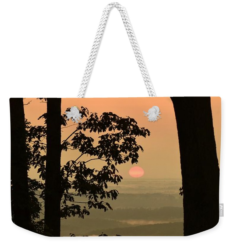 Last Day Of Summer 2013 Weekender Tote Bag featuring the photograph Last Day Of Summer 2013 by Maria Urso