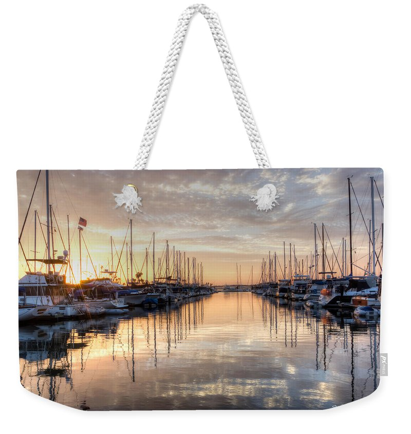 Star Weekender Tote Bag featuring the photograph Last Summer by Heidi Smith