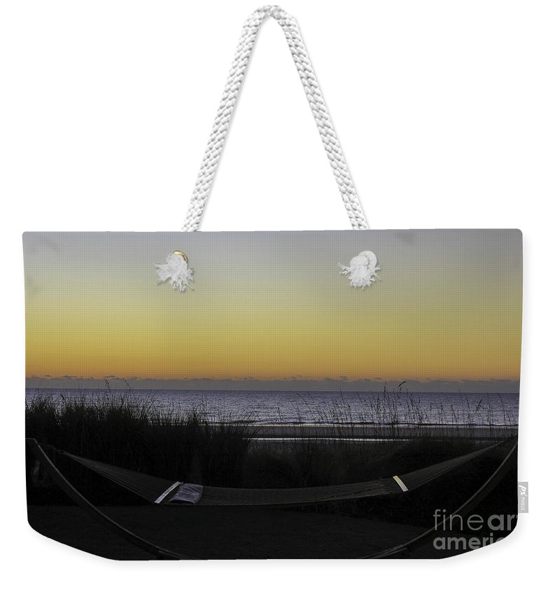 Photography Weekender Tote Bag featuring the photograph Lazy Morning by Michael Mietlicki