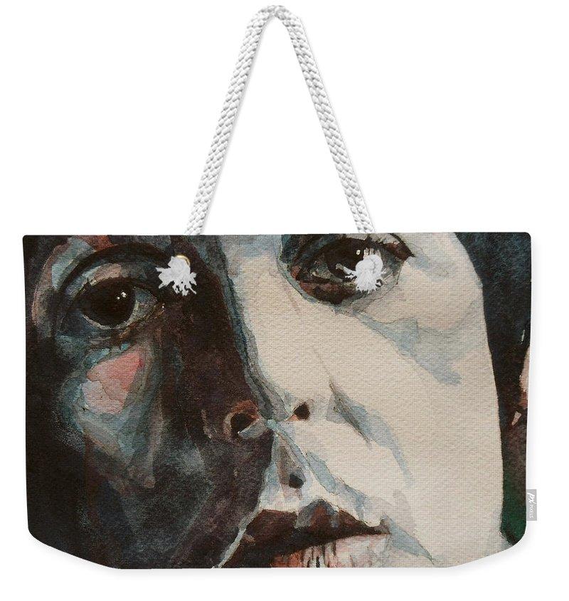 Paul Weekender Tote Bags