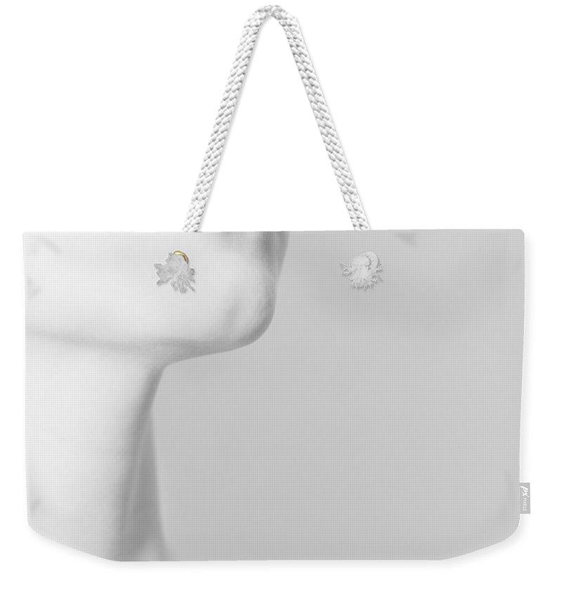 Lips Photographs Weekender Tote Bags