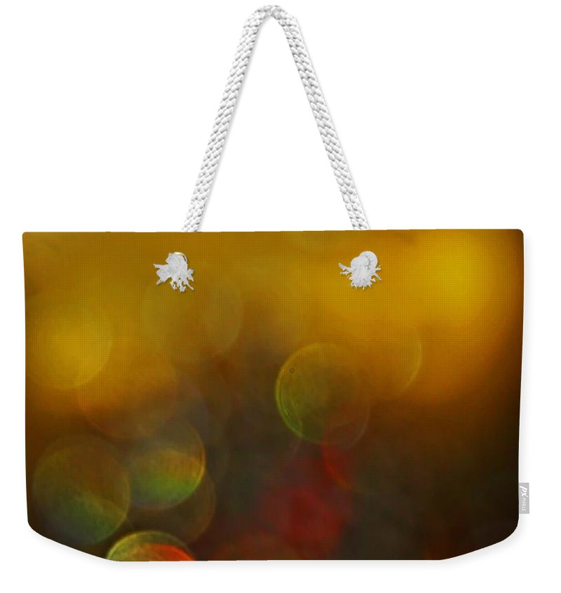 Light Weekender Tote Bag featuring the photograph Light by Sarah Loft